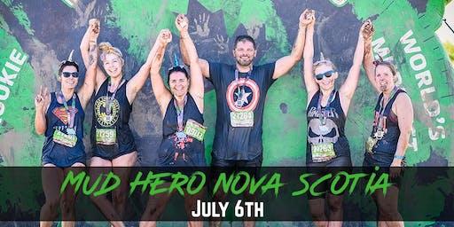 Mud Hero Nova Scotia - July 6, 2019