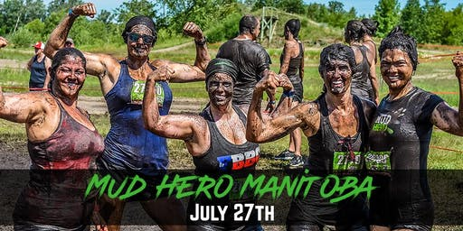 Mud Hero Manitoba - July 27, 2019