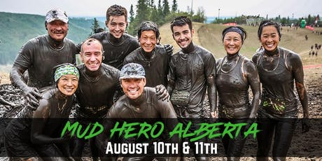 Mud Hero Alberta - August 10/11, 2019 tickets