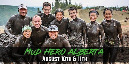 Mud Hero Alberta - August 10/11, 2019
