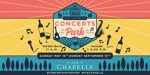 Concerts In The Park Featuring Jake Leg Blues Band