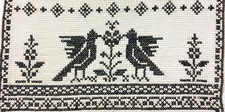 Cross Stitch Embroidery with Haesel Abbott at The Picture House tickets