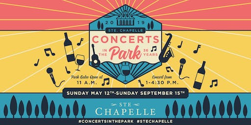 Concerts In The Park Featuring Nate Botsford