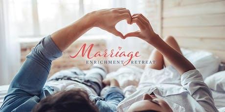 All-inclusive Marriage Enrichment Retreat - Kerith Creek tickets