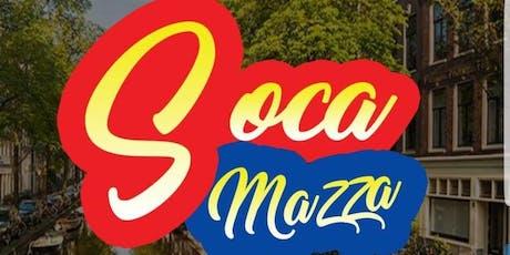 SOCAMAZZA : AMSTERDAM WEEKEND BREAK tickets