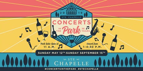 Concerts In The Park Featuring High Street Party Band tickets