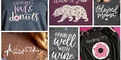 Intro to Iron-on: T-shirts