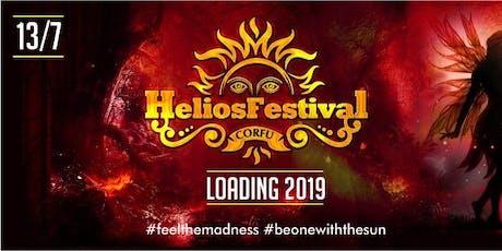 Helios Festival @ Corfu tickets