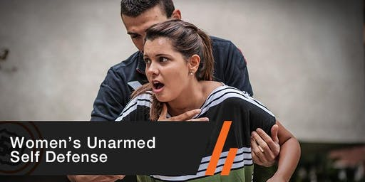 Women's Unarmed Self Defense