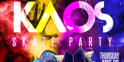 KAOS Skate Party