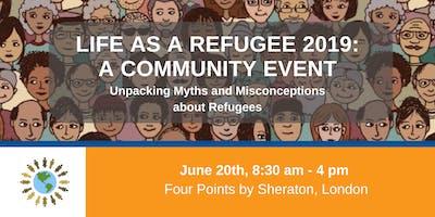 Life as a Refugee 2019: A Community Event