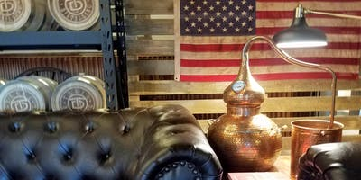 Happy Hour History and Trail Distilling