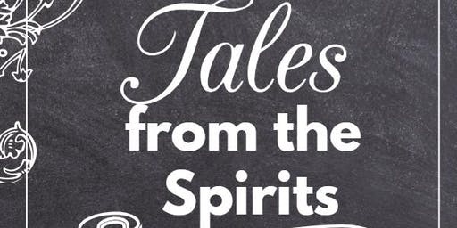 Tales of the Spirits with Special Guest