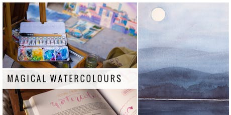 Magical Watercolours tickets