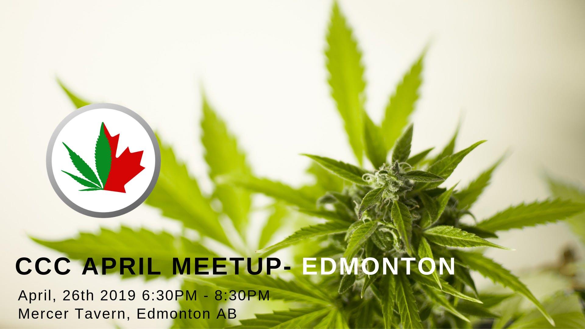 CCC April Meetup - Edmonton