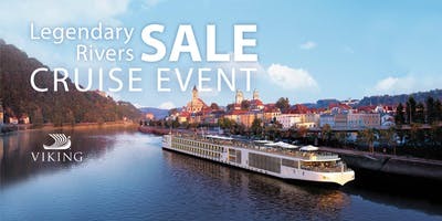 Legendary Rivers Cruise Event featuring Viking River Cruises - Sherwood Park