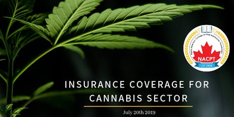 CAN0017 - Insurance Coverage for Cannabis Sector - Certificate Training tickets