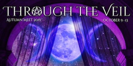 Through the Veil - Autumn Meet 2019 tickets
