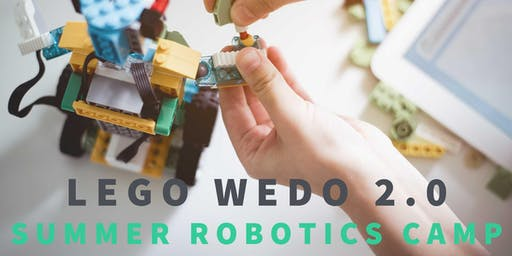 LEGO WeDo 2.0 Summer Camp