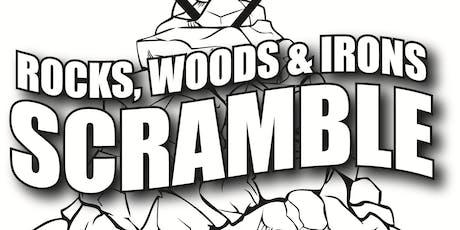 Rocks, Woods & Irons Scramble 2019 tickets