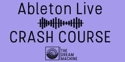 Ableton Live Crash Course