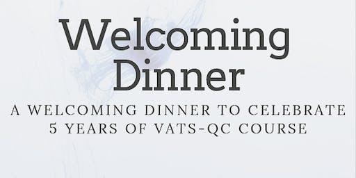 Welcoming Dinner