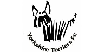 The Yorkshire Terriers FC Training sessions