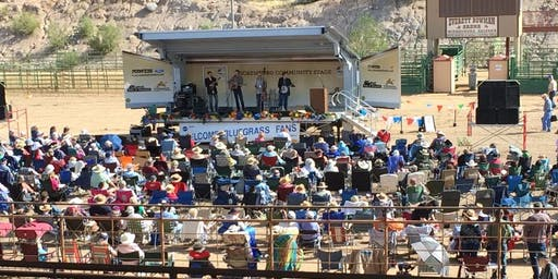 40th Annual Wickenburg Bluegrass Festival