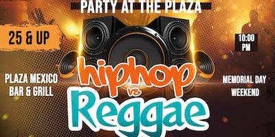 Hip Hop vs Reggae