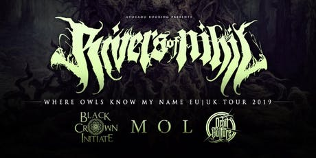 Rivers Of Nihil tickets