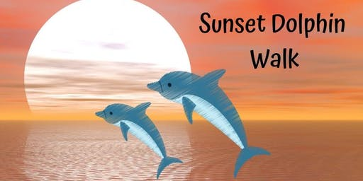 Sunset Dolphin Walk
