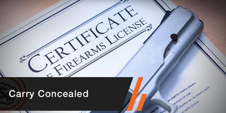 Concealed Carry Handgun tickets