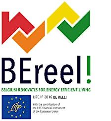 BE REEL! logo