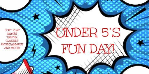 UNDER 5'S DAY