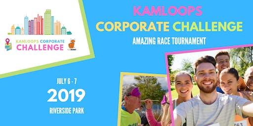 Kamloops Corporate Challenge