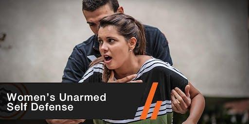 Women's Unarmed Self Defense