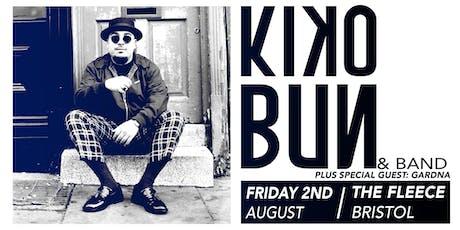 Kiko Bun & Band + Gardna tickets