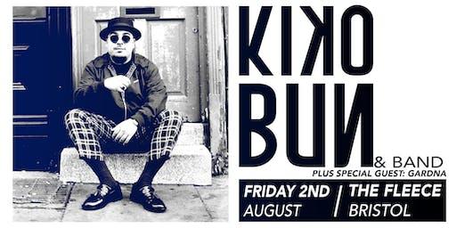 Kiko Bun & Band + Gardna