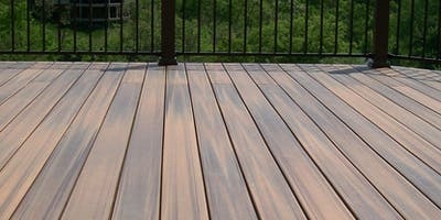 TW Perry Silver Spring Deck Day