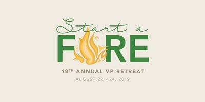 """Start a Fire"" Green Bay VP Leadership Retreat"