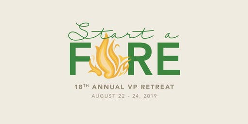 """Start a Fire"" Green Bay VP Leadership Retreat"