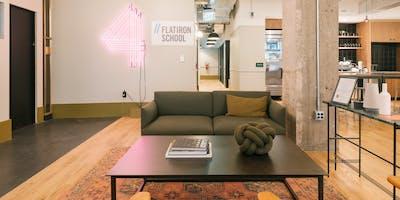Flatiron School: Campus Tour | Houston