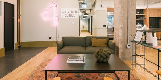 Flatiron School: Campus Tour | Houston