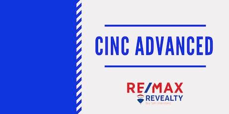 CINC Advanced tickets