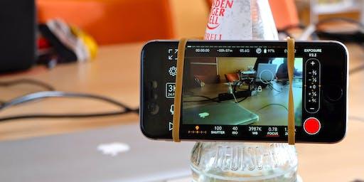 Smartphone Video Kurs Berlin