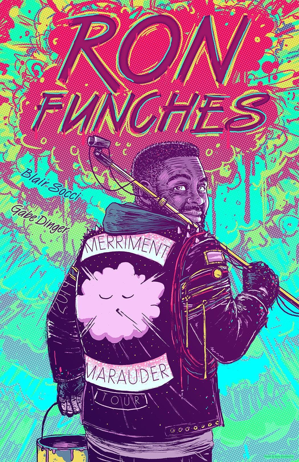 Ron Funches' Merriment Marauder Tour