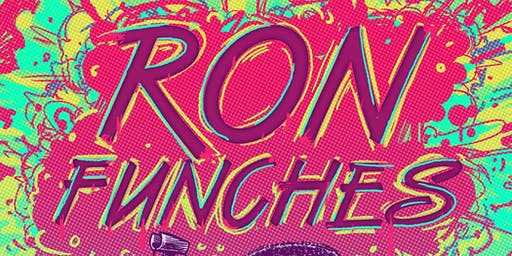 Ron Funches' Merriment Marauder Tour @ Thalia Hall
