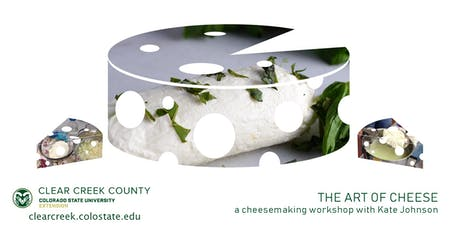 The Art of Cheese w/Kate Johnson tickets