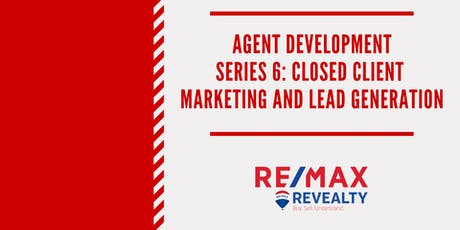 Momentum 6:  Closed Client Marketing and Lead Generation tickets