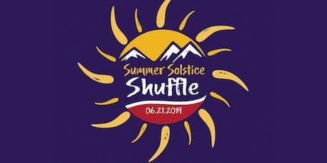 Summer Solstice Shuffle tickets